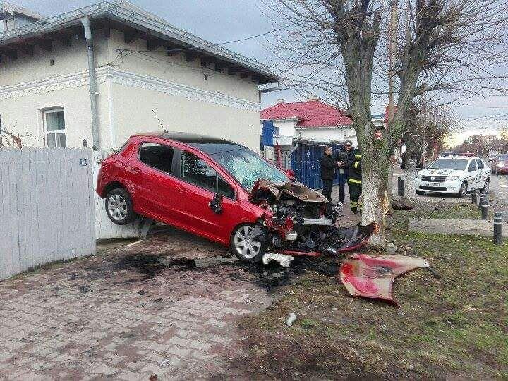 Video/ Accidente grave la Brebeni și Balș