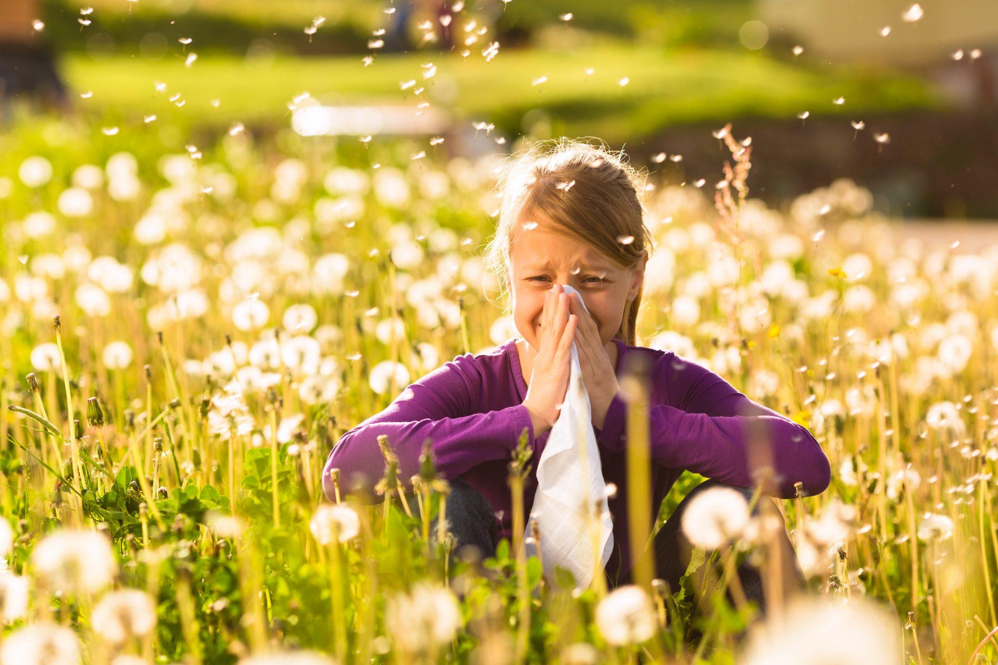 Alergiile de primăvară. Iată cum le poţi preveni şi trata!