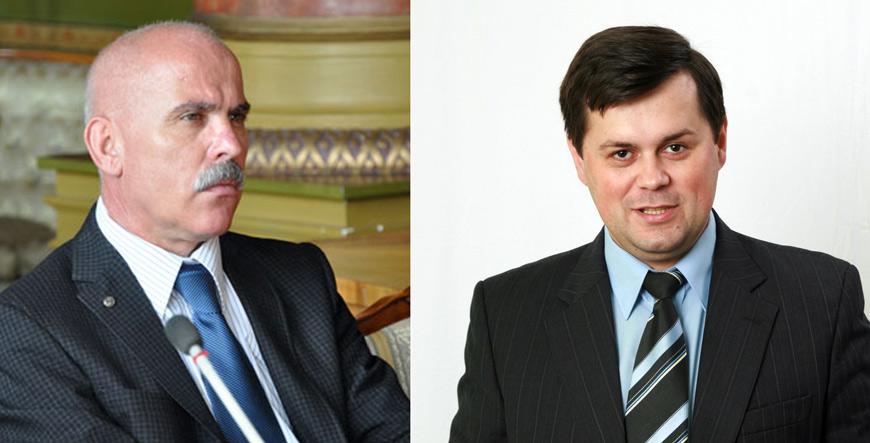 PSD şi PNL, în plină campanie electorală la Târgu Jiu