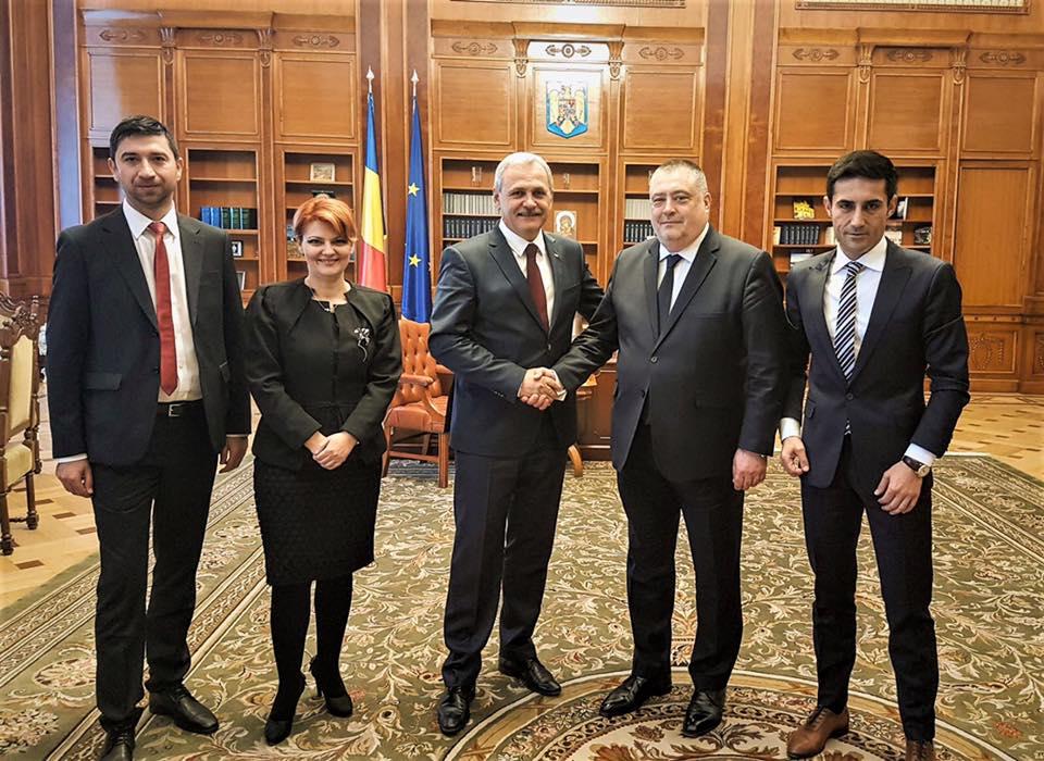 Mihail Genoiu, candidatul PSD la Primăria Craiova, anunțat pe Facebook