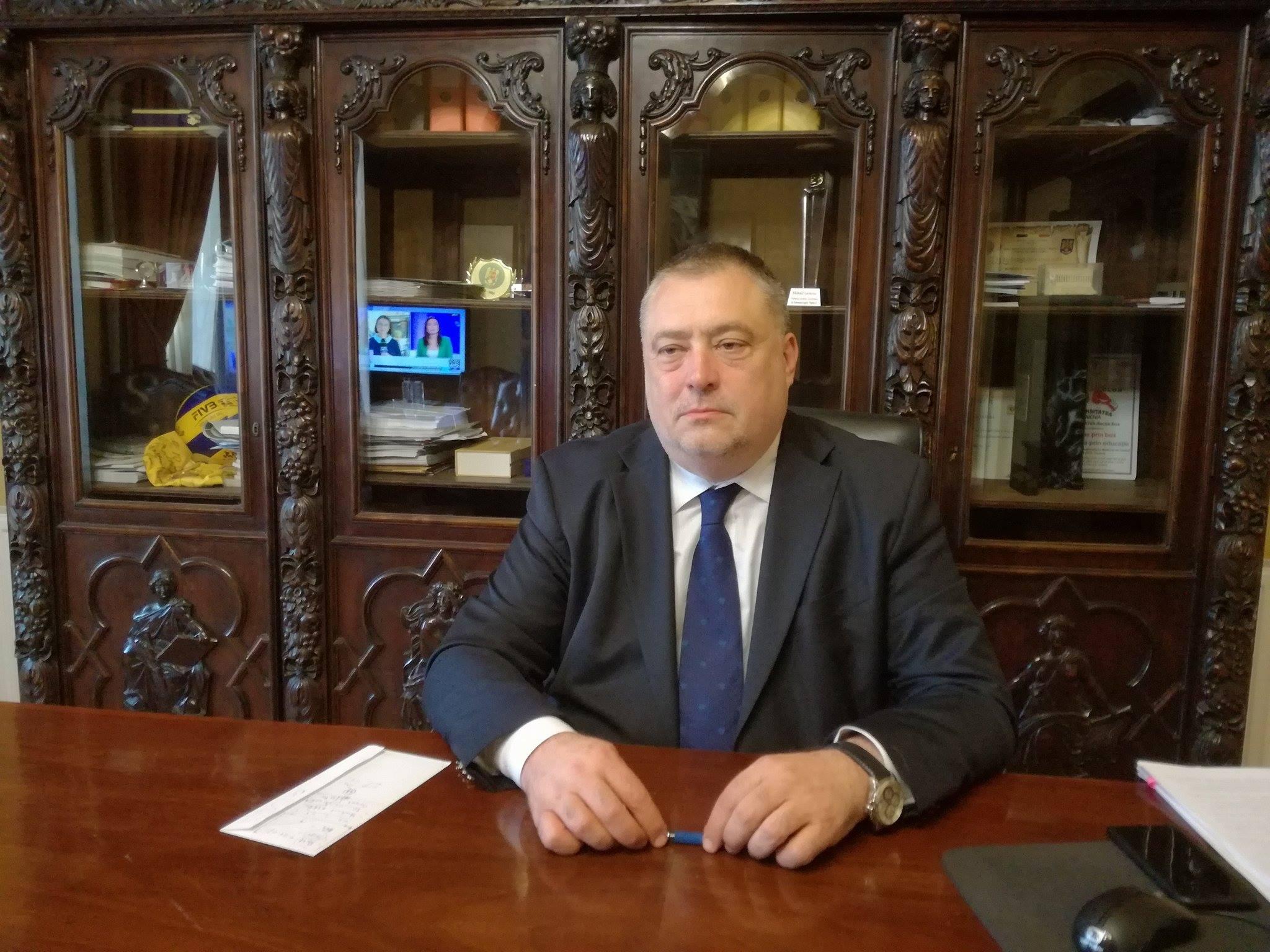Numărătoare paralelă: Mihail Genoiu este noul primar al Craiovei