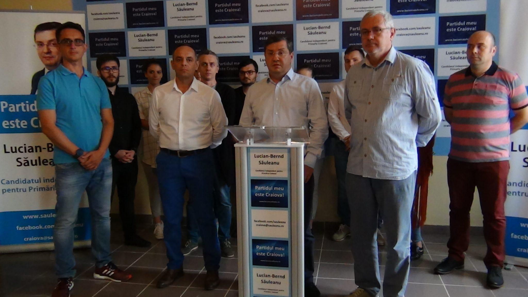 Lucian Săuleanu: Am date certe că se influențează votul, că se continuă campania electorală