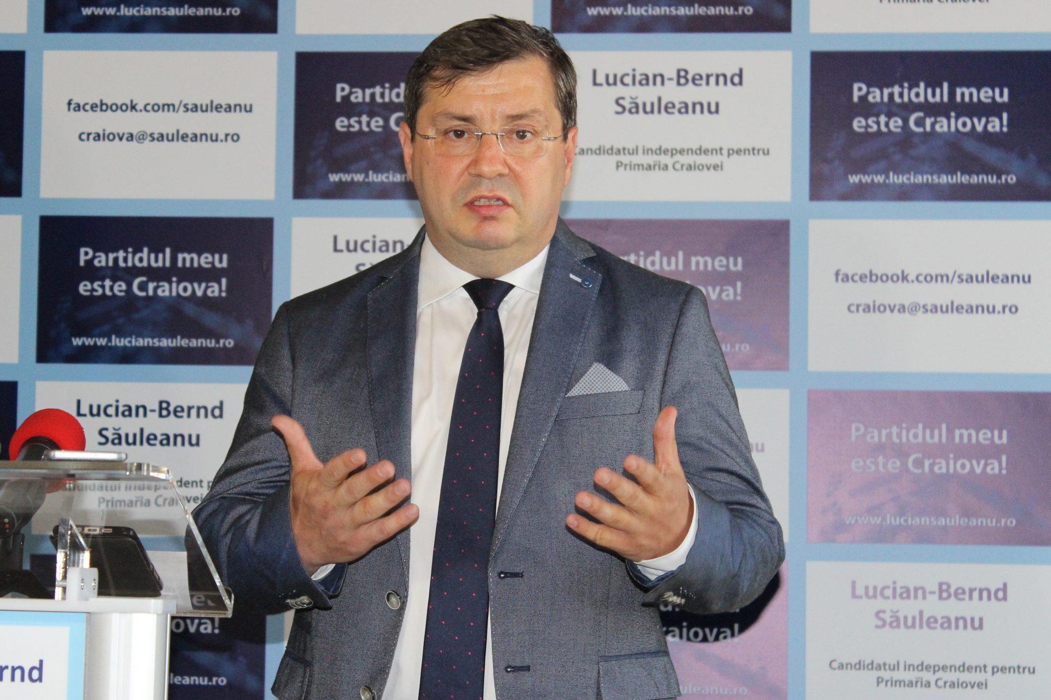 Lucian Săuleanu: Lipsa unei dezbateri între candidați nu este o soluție