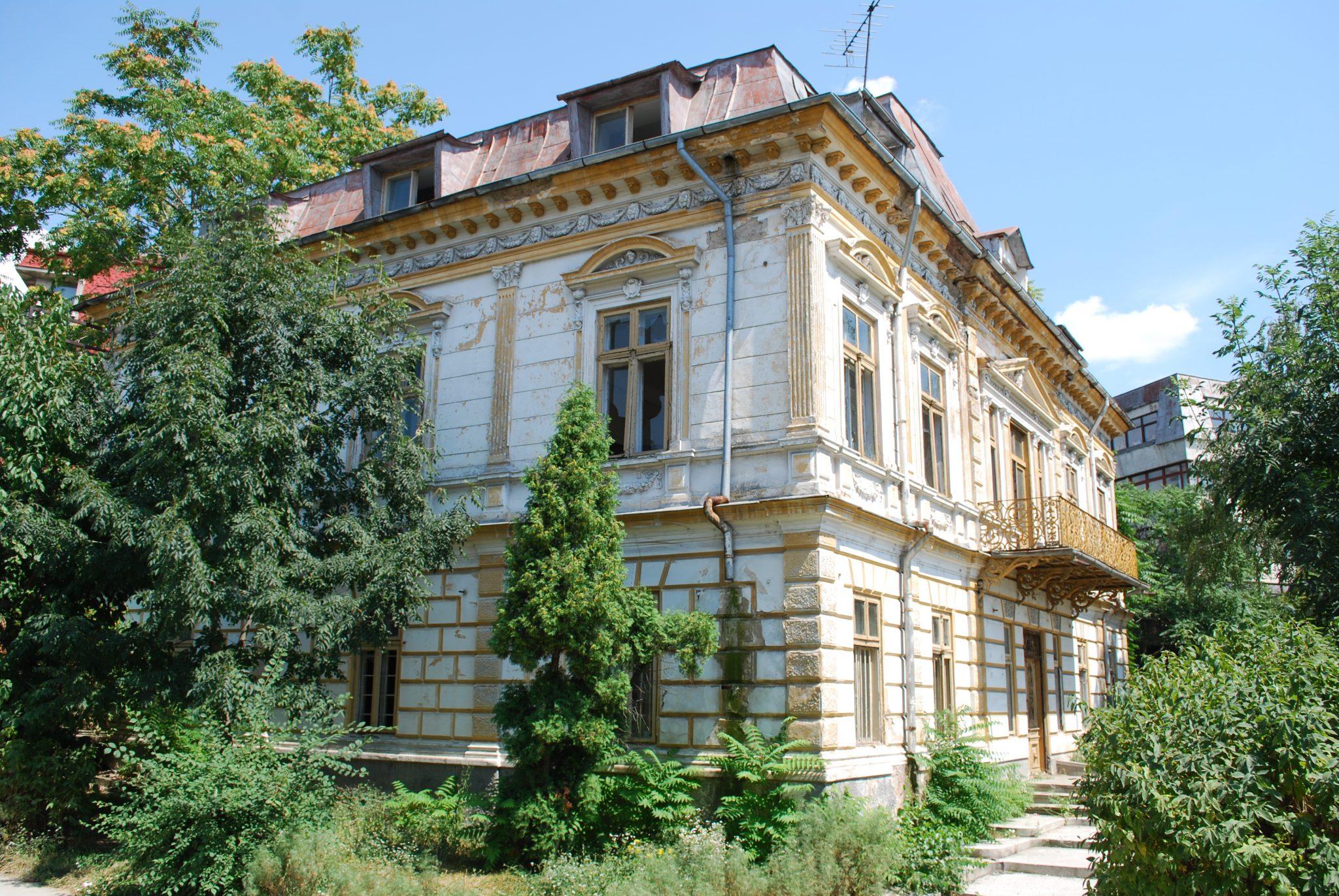 Contractul pentru reabilitarea Casei Fântâneanu, semnat în maximum două săptămâni