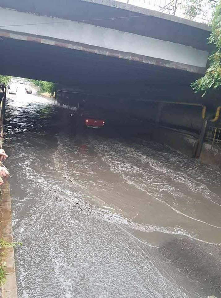 Inundatii in Craiova