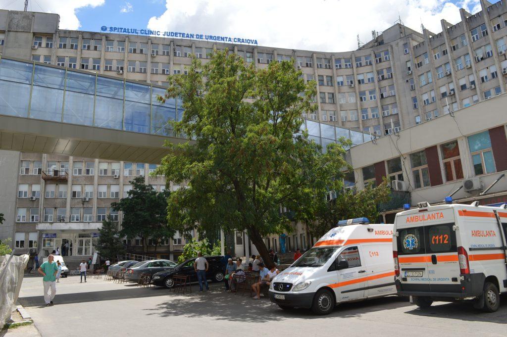 Infecţiile din spitalele doljene, o continuă problemă. Spitalul Nr.1 Craiova este lider în clasament!