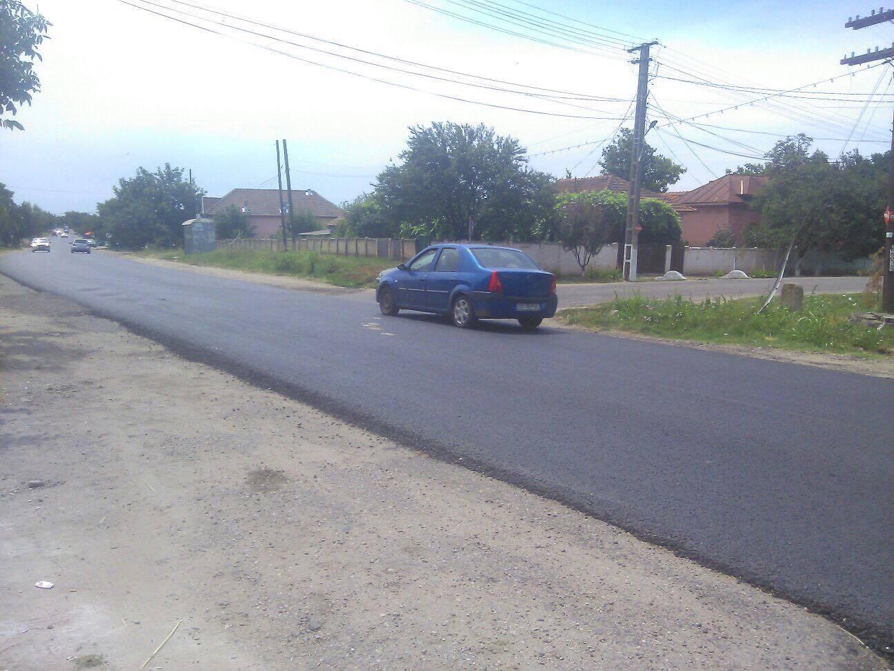 84 milioane lei pentru drumurile naţionale din Olt