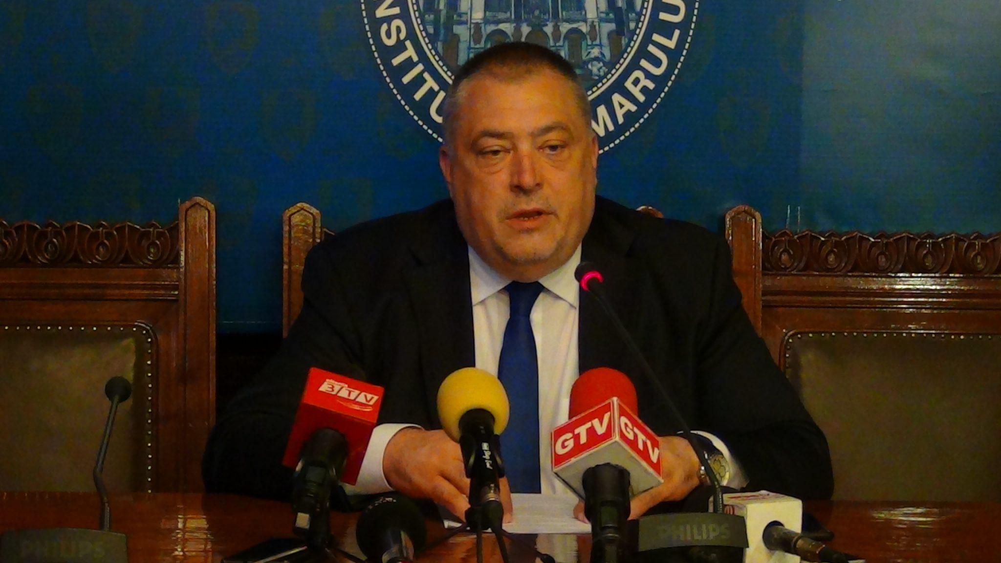 Primarul Genoiu răspunde senatorului Mario Oprea pe tema reabilitării Colegiului Naţional Carol I