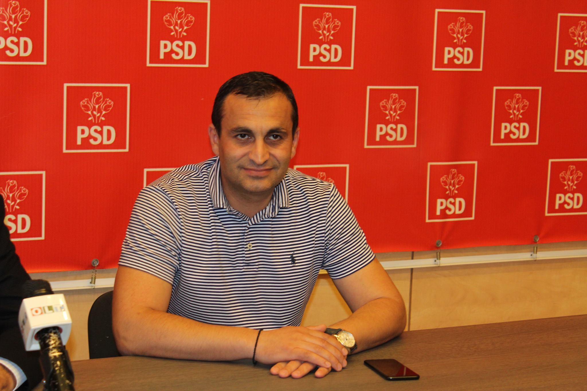 Preşedintele CJ Olt, Marius Oprescu, a fost achitat în dosarul acuzat de ucidere din culpă