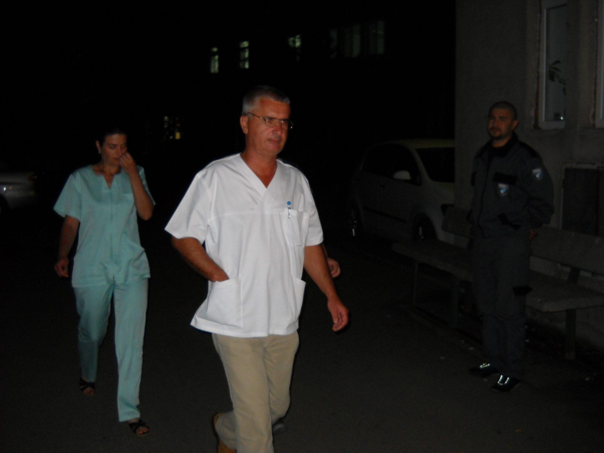Medicii slătineni Tusciuc şi Iancu îşi aşteaptă sentinţa în dosarul privind moartea unui copil de nouă ani, ajuns la spital cu o fractură de mână
