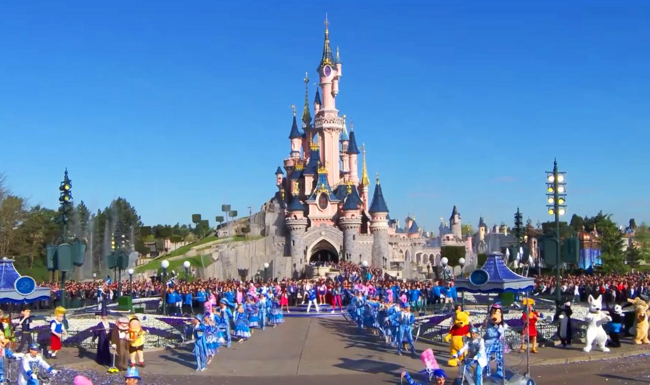 Peste o mie de elevi din Slatina, în competiția pentru excursia la Disney Land Paris