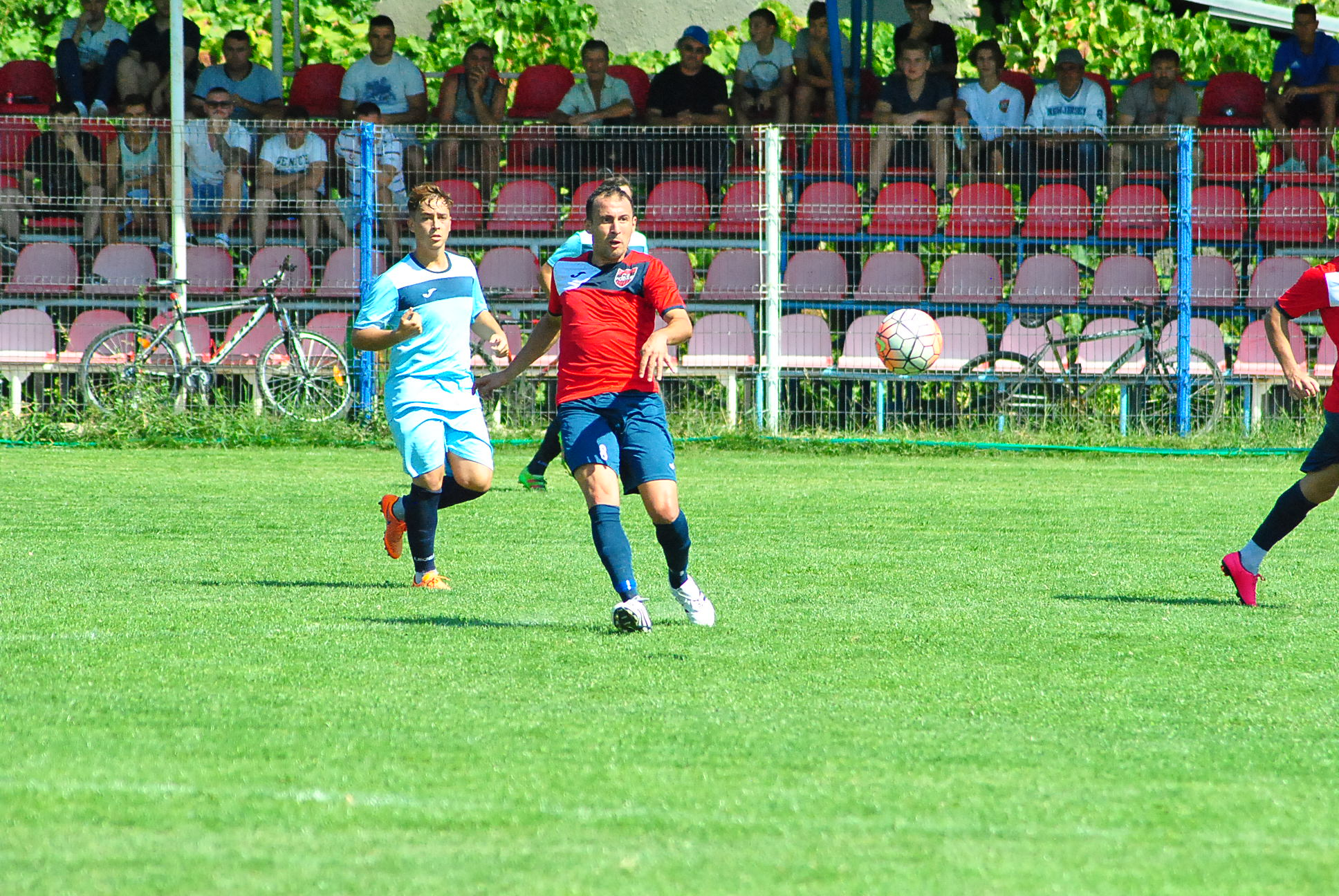 Liga a 4-a Dolj/ Craiova, Podari și Bechet au punctaj maxim