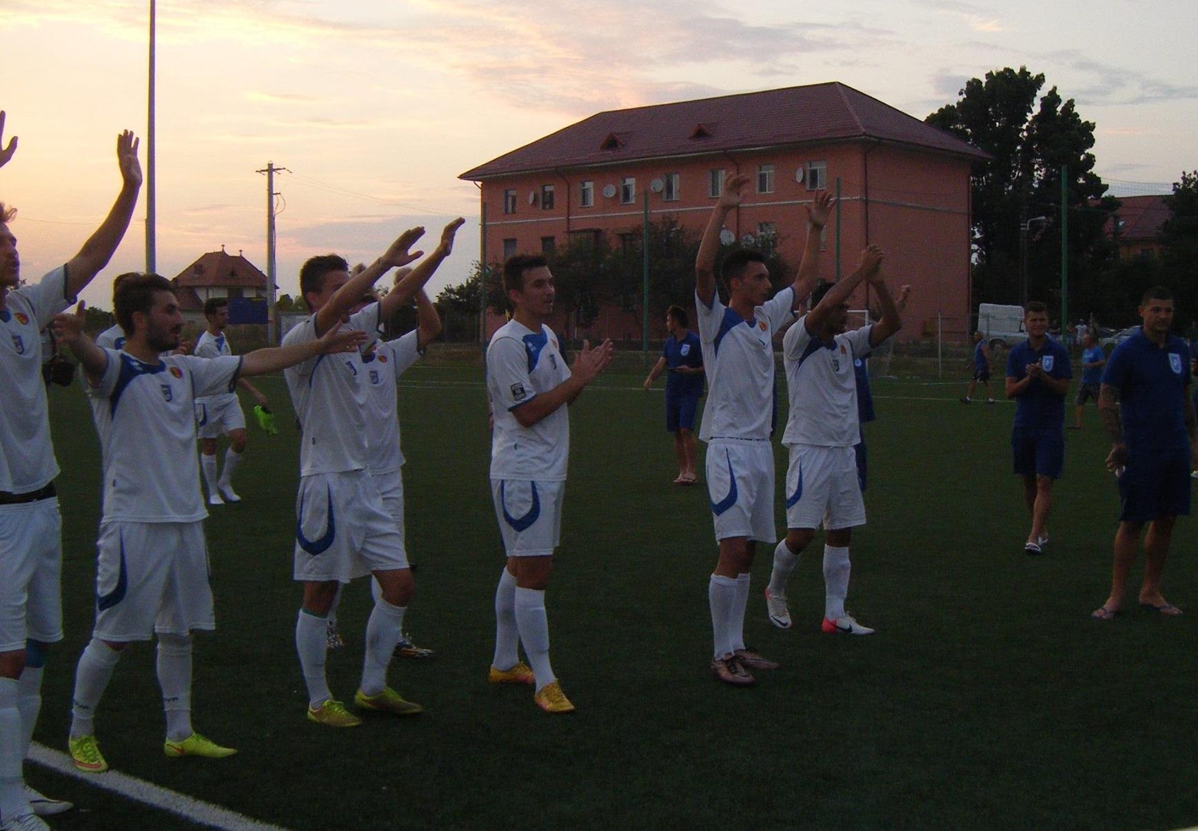 Liga a 4-a Dolj/ 21 de jucători pentru U Craiova