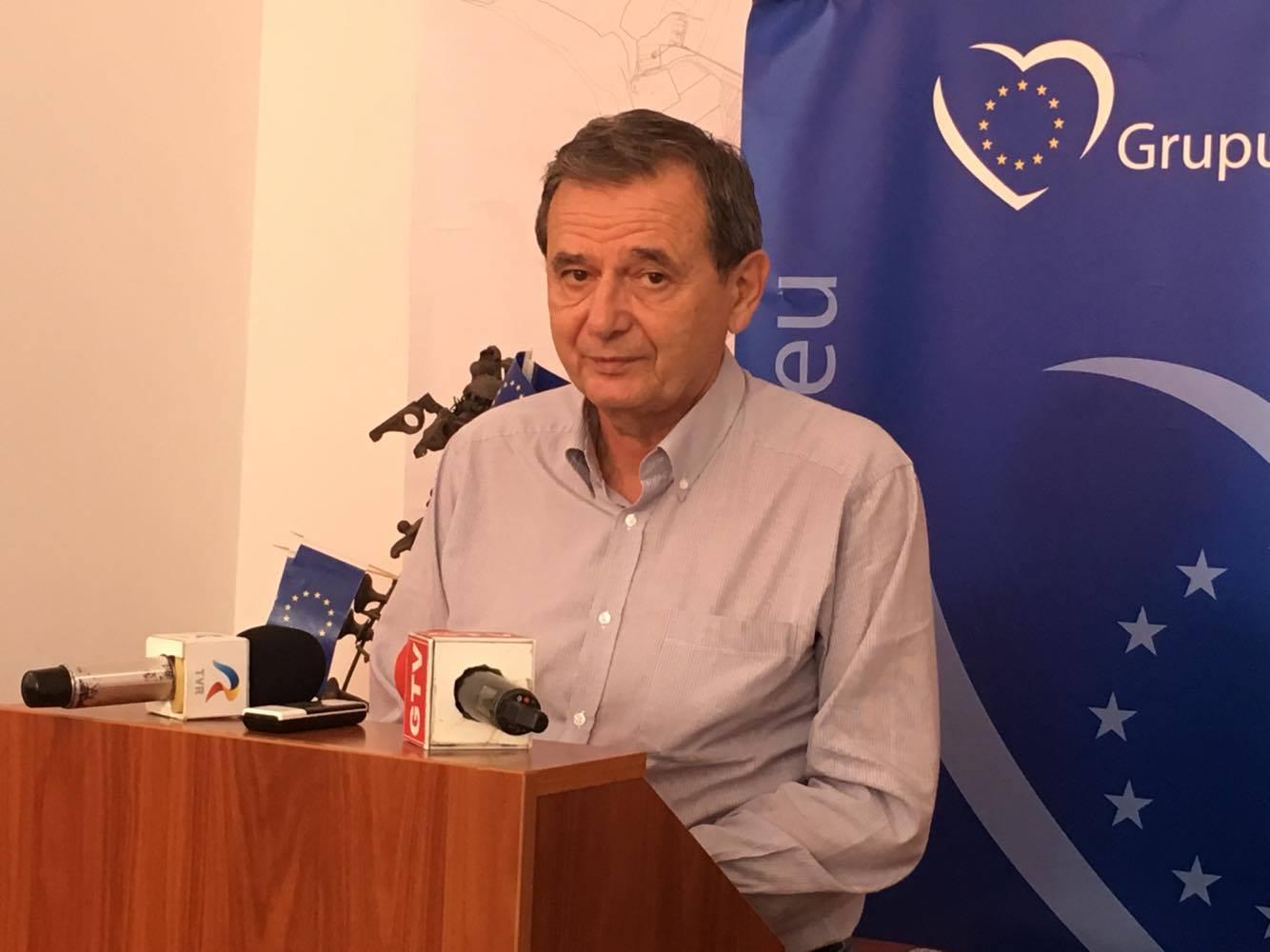 Europarlamentare PNL: Rareş Bogdan – locul 1, Marian Jean Marinescu – locul 10