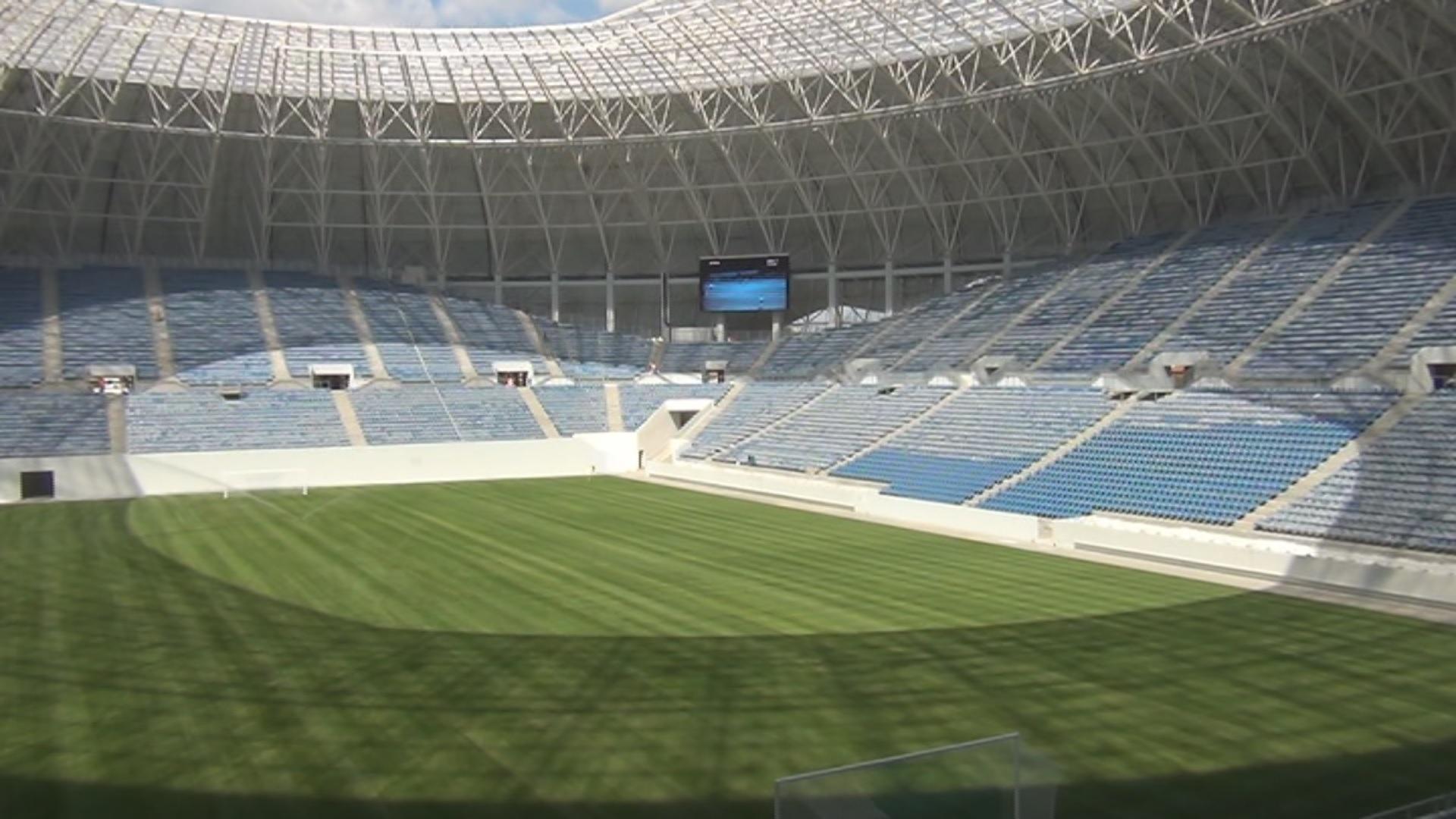 """Fiica Tunarului: Ar fi o onoare pentru noi, cei din familie, ca stadionul cel nou să poarte numele """"Ion Oblemenco"""""""