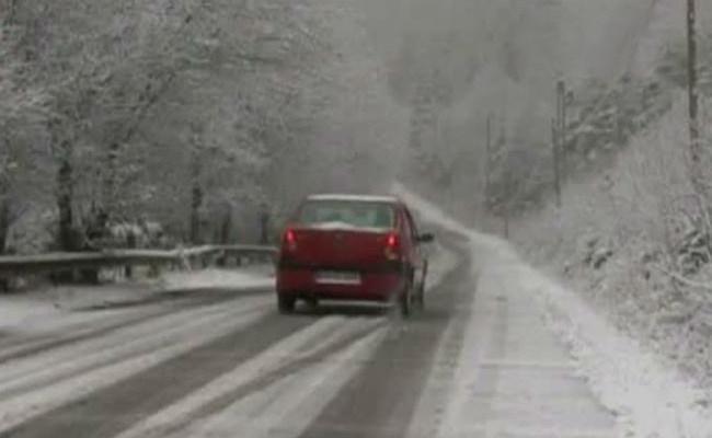 O nouă avertizare meteo! COD GALBEN de NINSOARE, polei şi frig.  Se va depune strat de zăpadă
