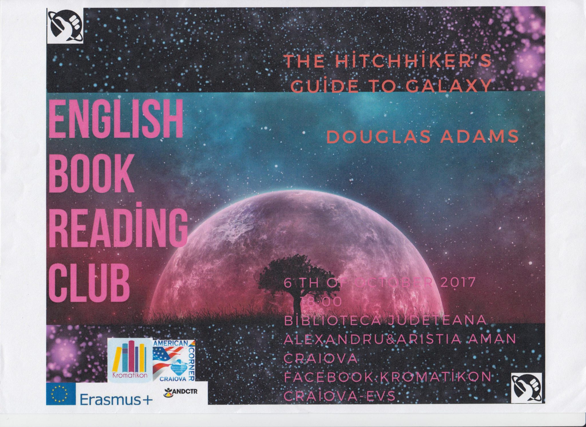 "English Book – Reading Club, la ""Aman"""