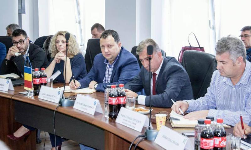 """Ministrul Energiei, la Târgu Jiu: """"Complexul are o situaţie stabilă, vorbim cu siguranţă de un profit"""""""