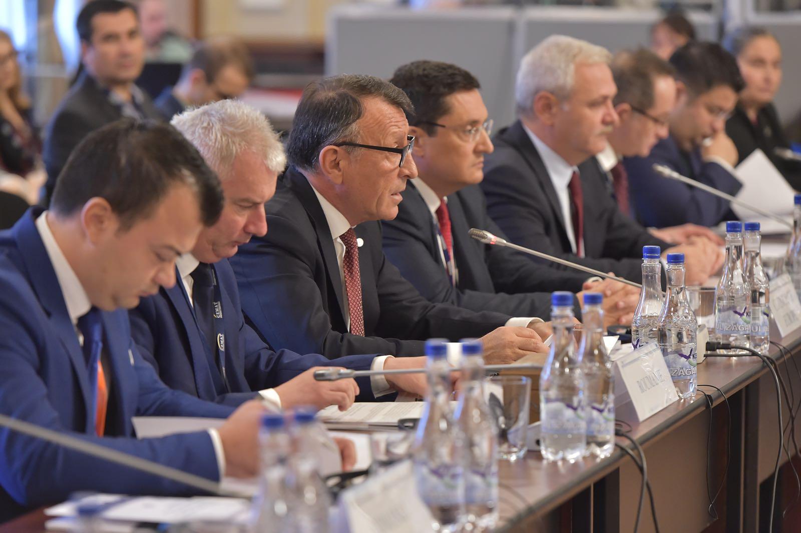 Olteanul Paul Stănescu, gazda celei de-a 17 a Conferințe Europene a Miniștrilor responsabili cu Amenajarea Teritoriului