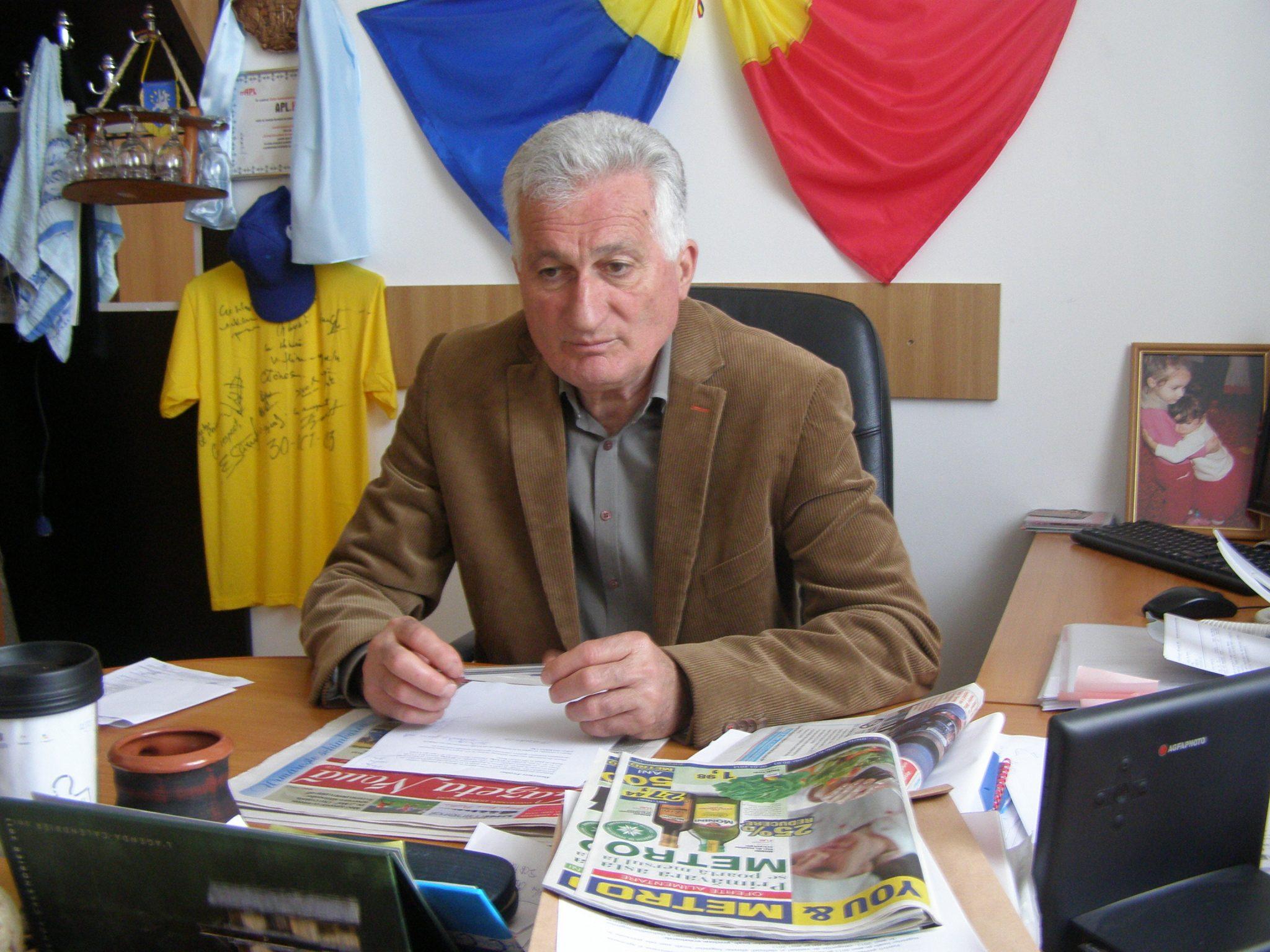 Fostul primar din Osica de Sus, Ion Ciocan, cercetat penal pentru ucidere din culpă