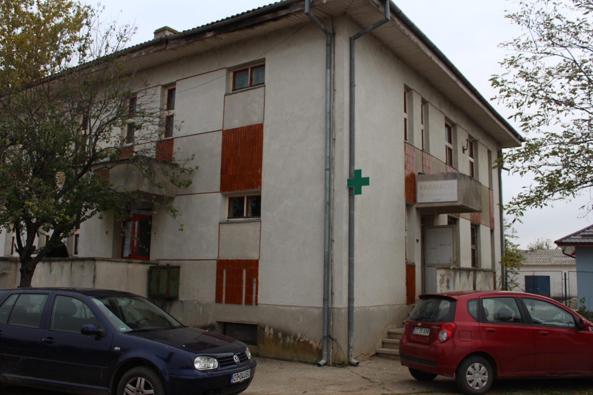 Olt: Oamenii din Brâncoveni vor putea fi consultaţi de medici specialişti, la dispensarul din comună. Imobilul, reabilitat prin PNDL 2
