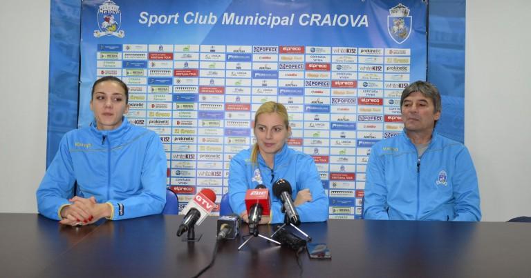 Handbalistele nu vor să piardă puncte cu Danubius Galați