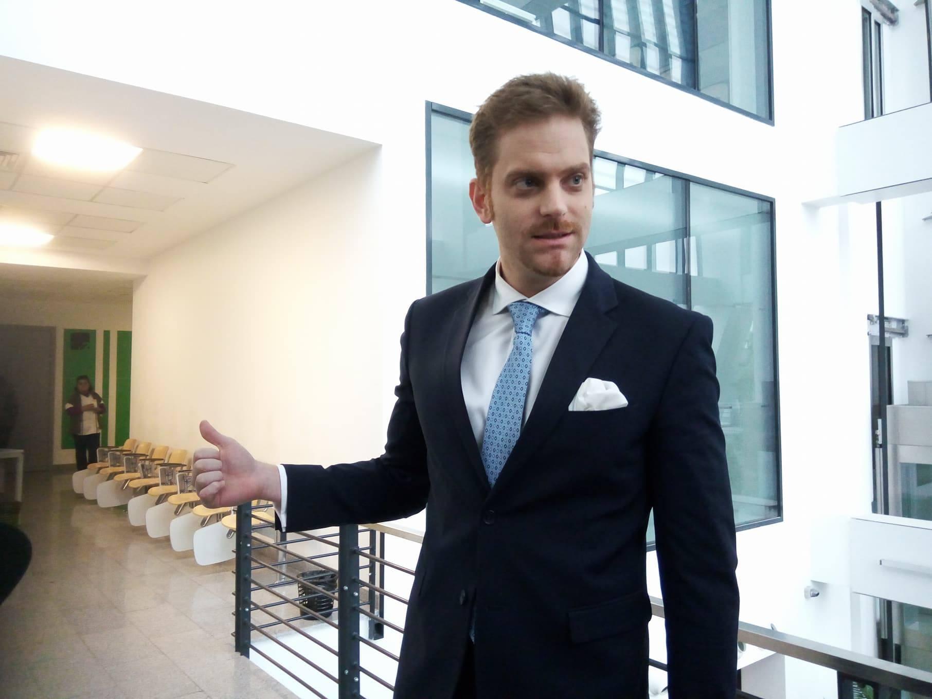 "Ministrul Laufer, la Summit-ul Start Up Nation din Craiova: ""Banii ajung cu siguranță"""
