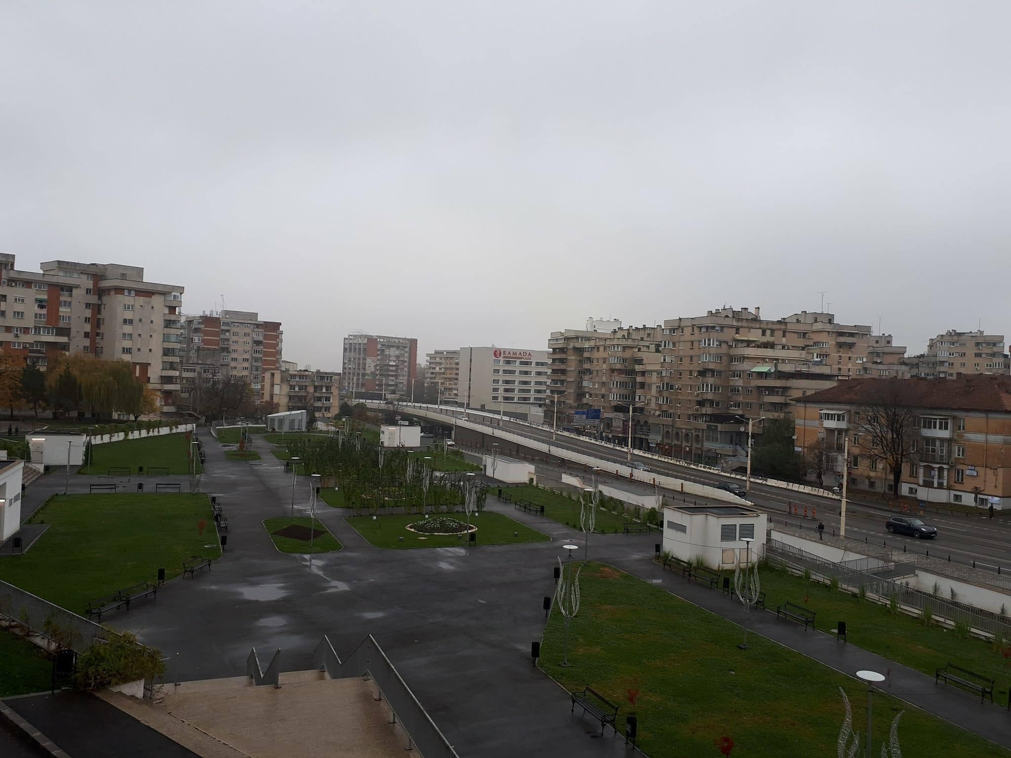 Parcarea subterană din Craiova, un nou important parc al urbei