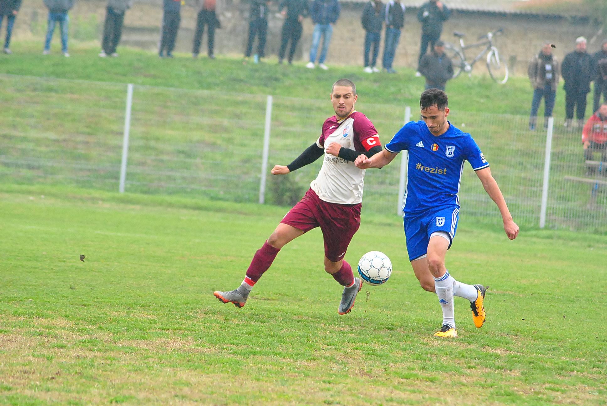 Liga a 4-a Dolj/Bălan și Raicea, decisivi. Cei doi jucători au făcut diferența în derbiul sezonului de la Calafat