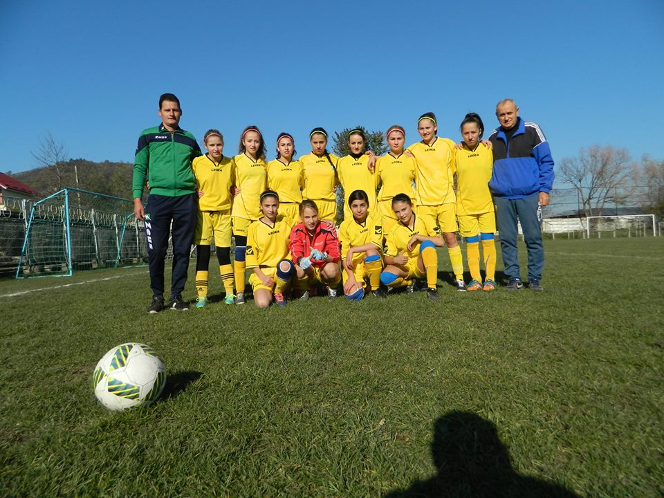 Fotbal feminin/Real 3, cel mai bine clasată