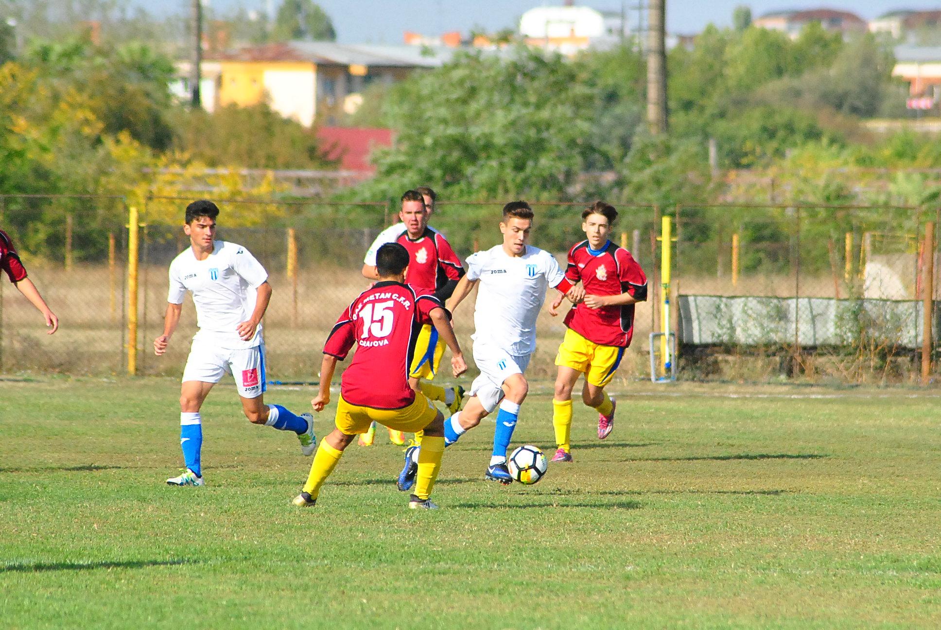 Naționala U-18 /Șerban, titular cu Italia
