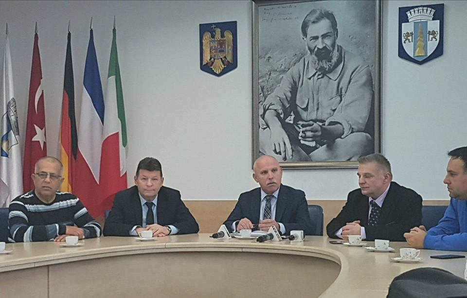 Primele discuţii despre Europeanul de box de la Târgu Jiu