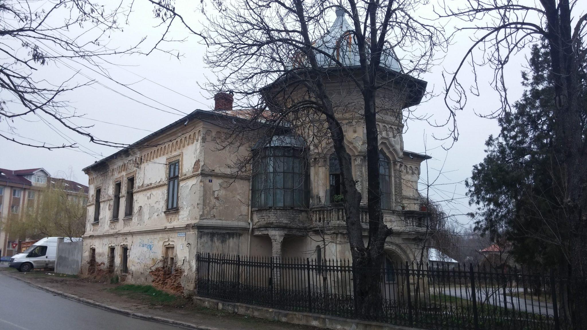Casa Hagiescu-Mirişte, reabilitată cu fonduri europene