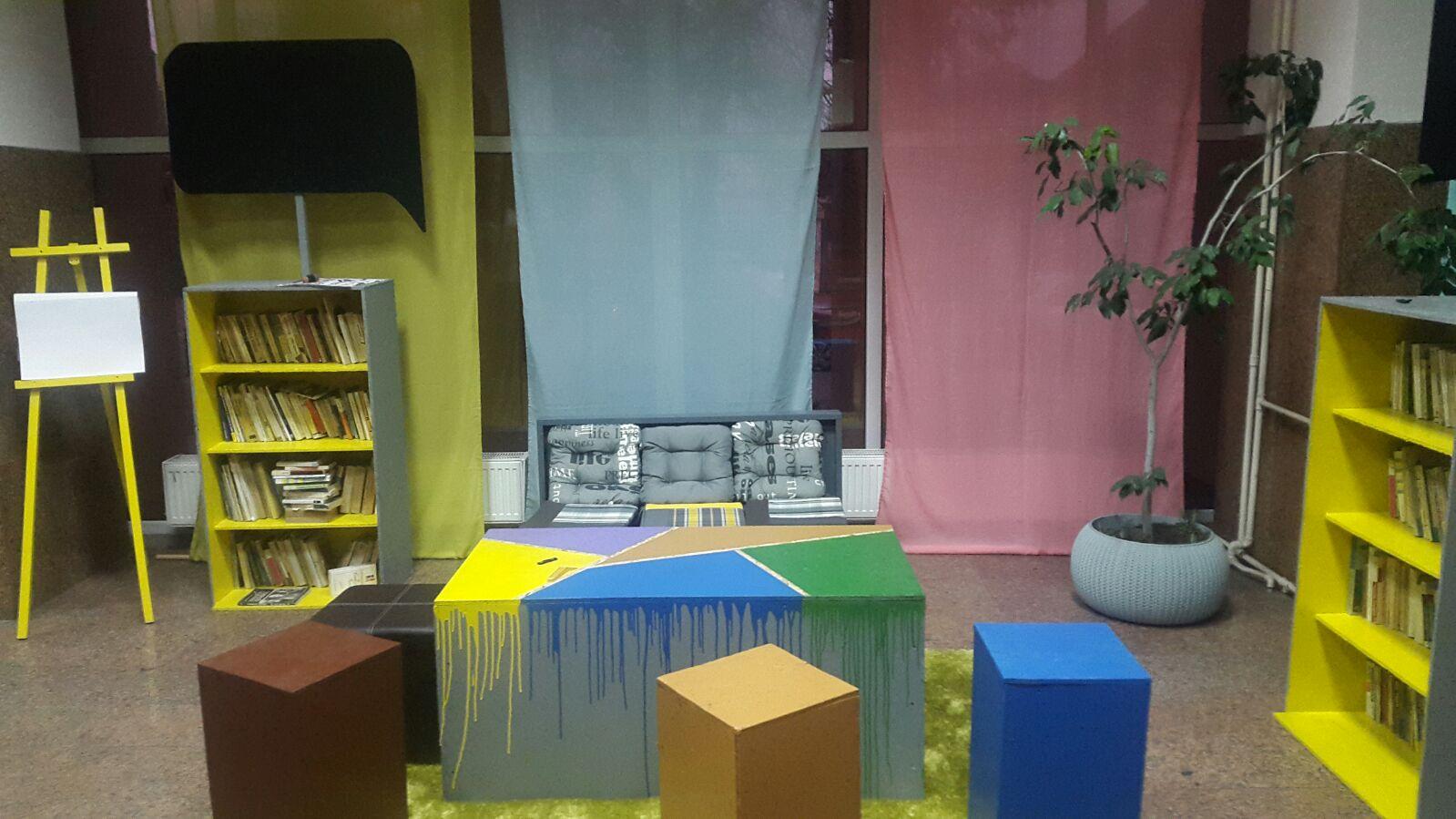 Foaierul Casei de Cultură a Studenților din Craiova, spațiu cultural pentru tineri