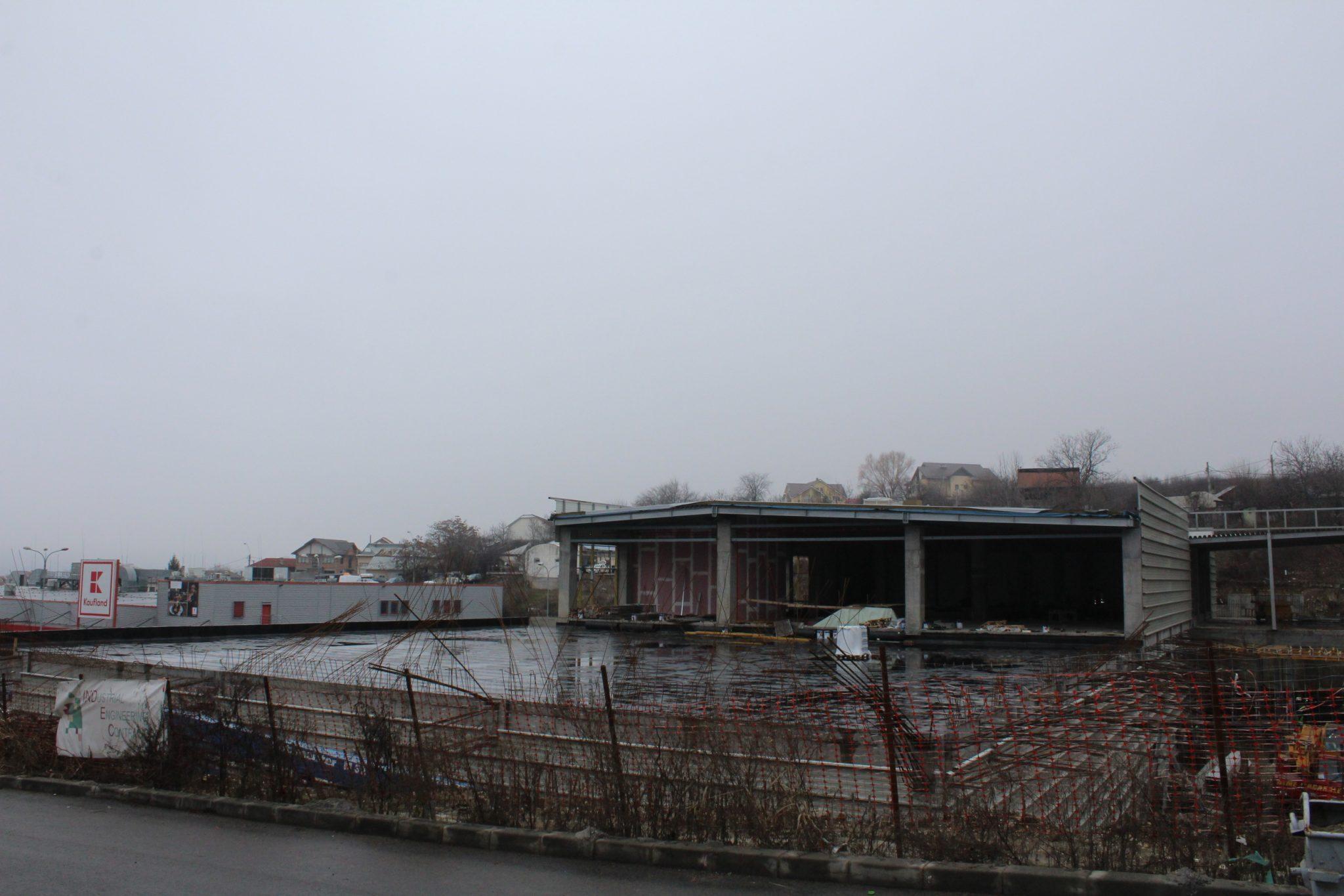 Parcul Comercial Altex Slatina se deschide la sfârşitul lunii martie