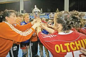 Oltchim Râmnicu Vâlcea își vinde trofeele pentru a plăti creditorii