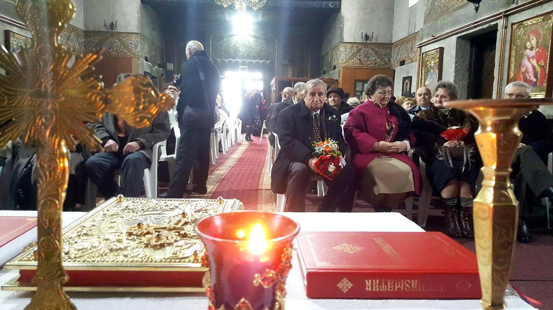 """""""Nunta de Aur"""" pentru 72 de cupluri din Târgu Jiu"""