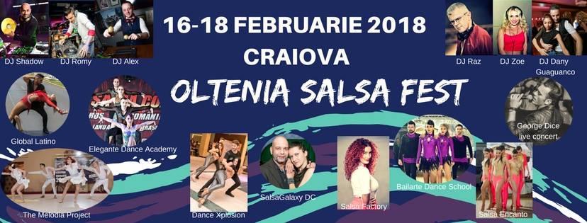Oltenește, în pași de salsa. Festival de dans la Craiova