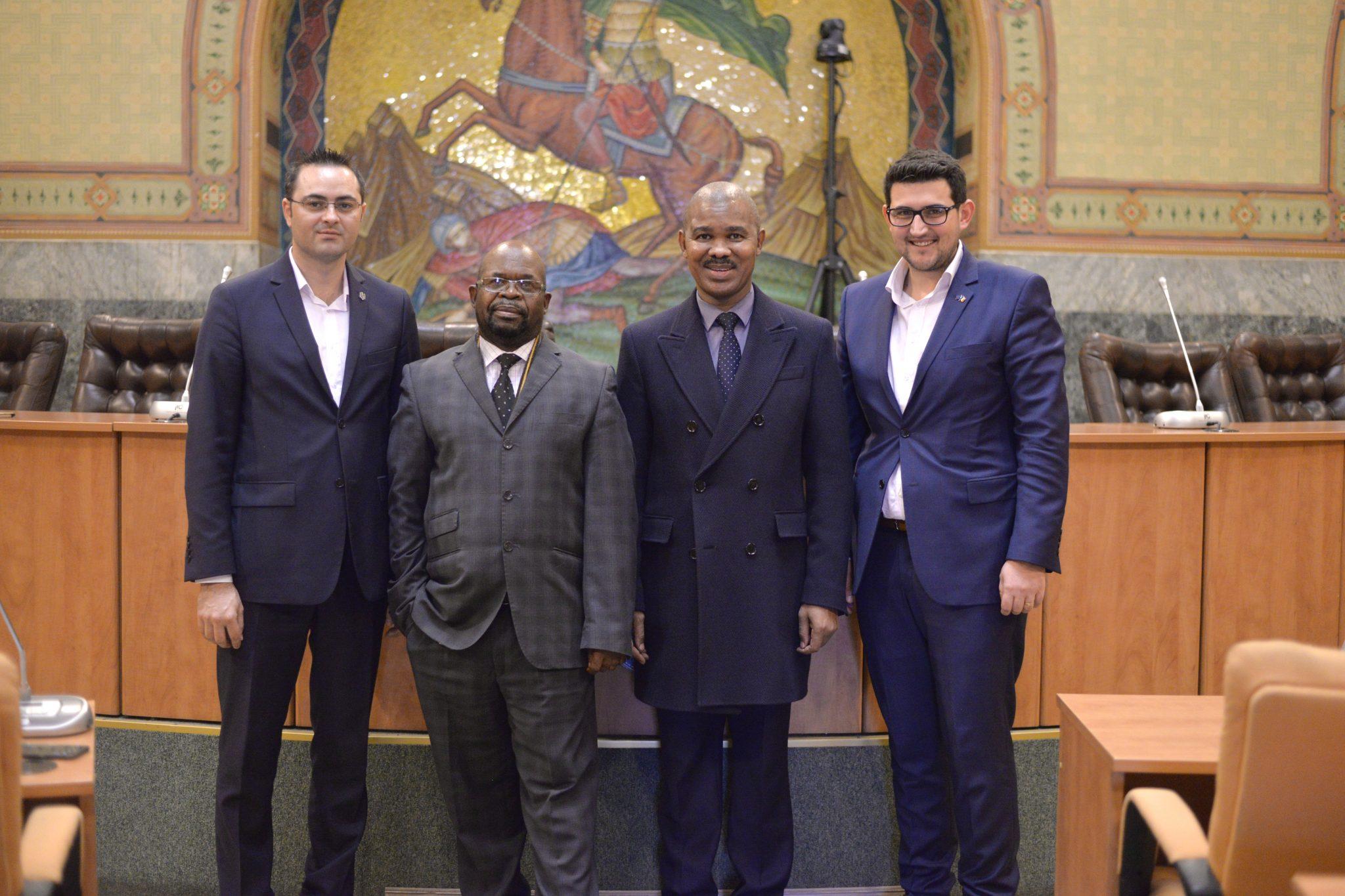 Posibile parteneriate între Craiova și Africa de Sud