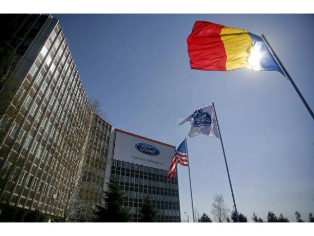 Un nou Ford produs în Craiova şi un plus de 1.500 locuri de muncă