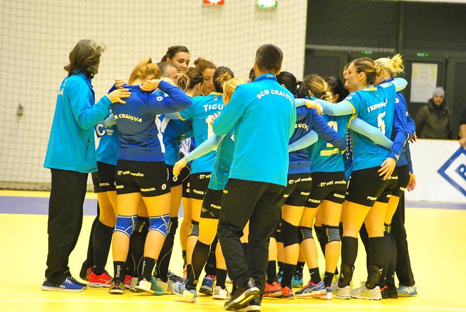 Handbal (F), Cupa EHF /Au trecut testu` cu Brest-u`