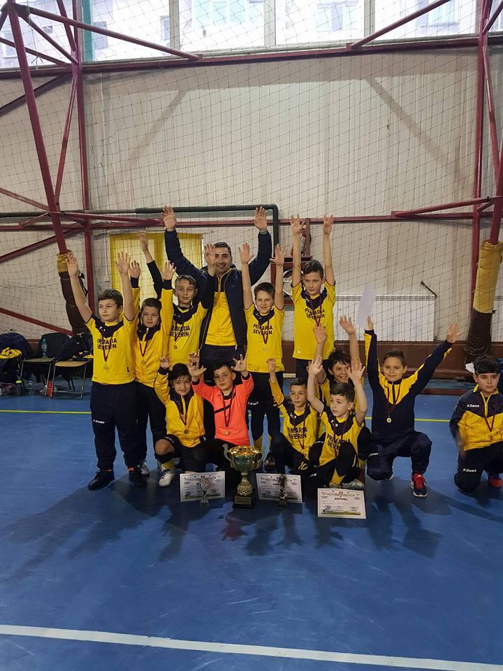 Copiii lui Harcău au dominat Stars Cup