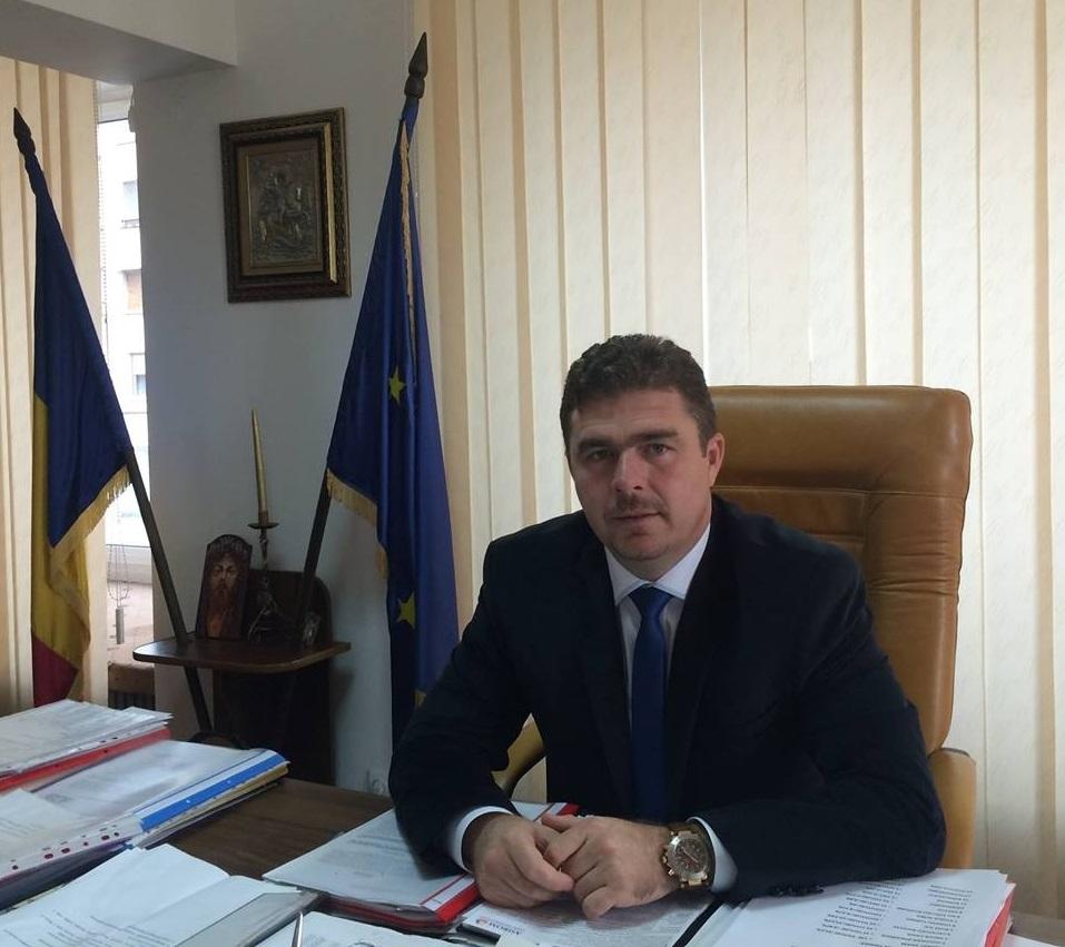 Mehedinți: Aladin Georgescu a participat la un eveniment important