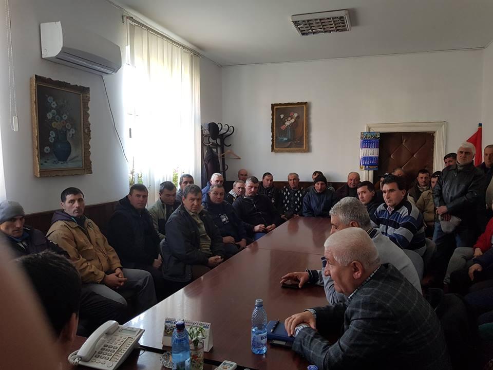 Primii pași în constituirea cooperativelor agricole din Dolj