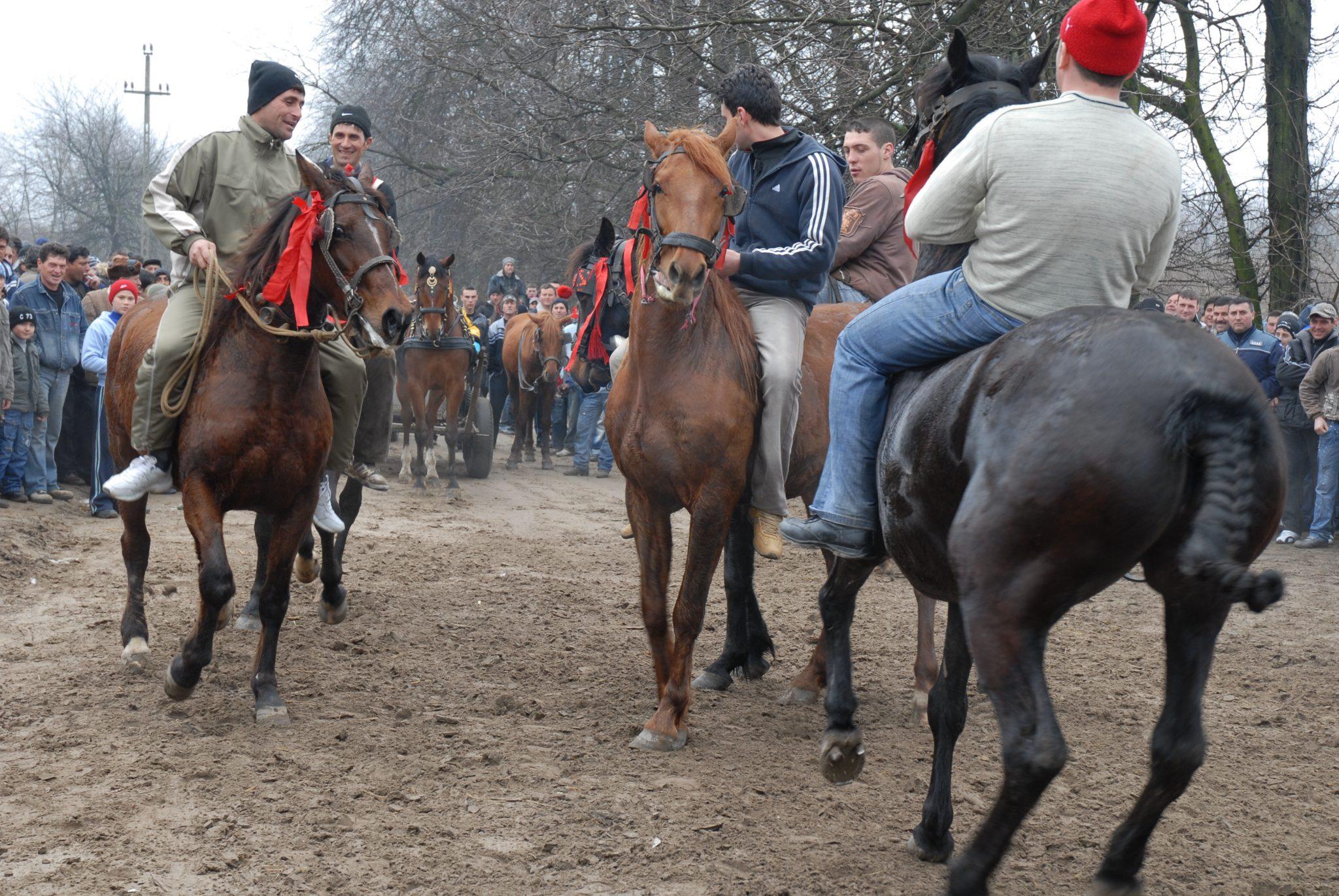 Tradiții doljene, în Sâmbăta lui Sântoader și în zi de Dragobete