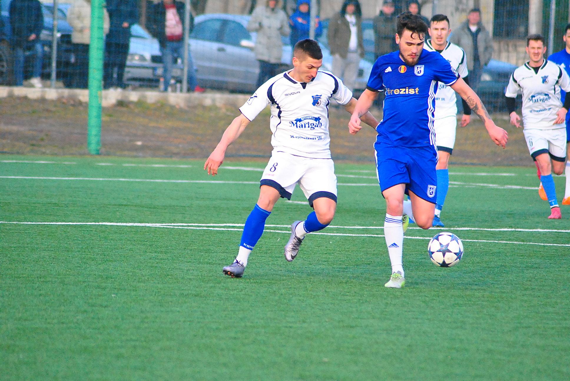 Liga a 4-a Dolj: FC U a învins în primul test