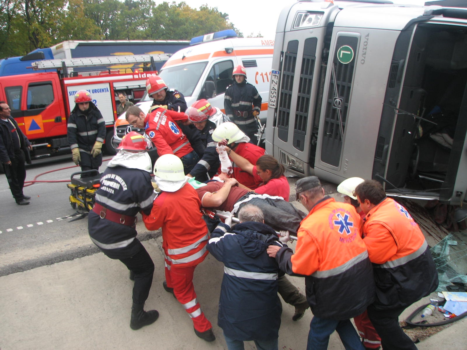 """Mehedinți: ISU ,,Drobeta"""" face înscrieri pentru salvatori voluntari"""