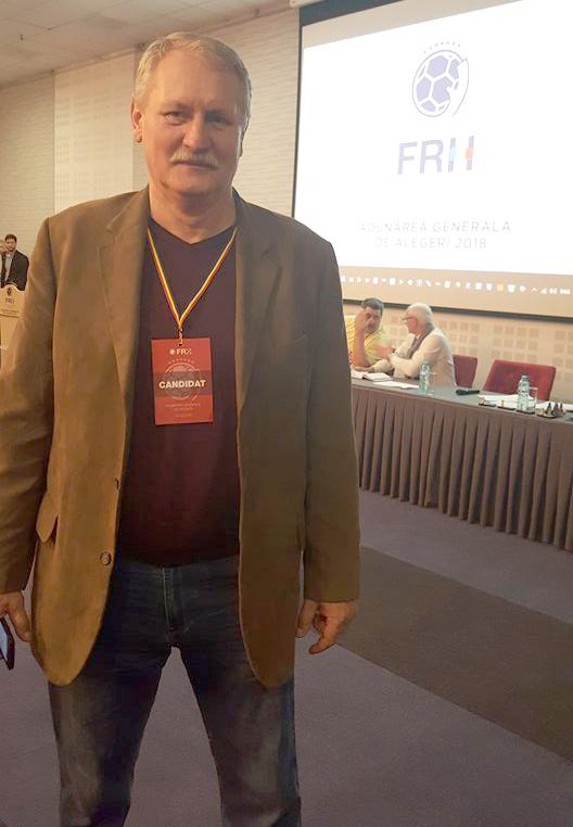 Un craiovean, în consiliul de administrație al FRH