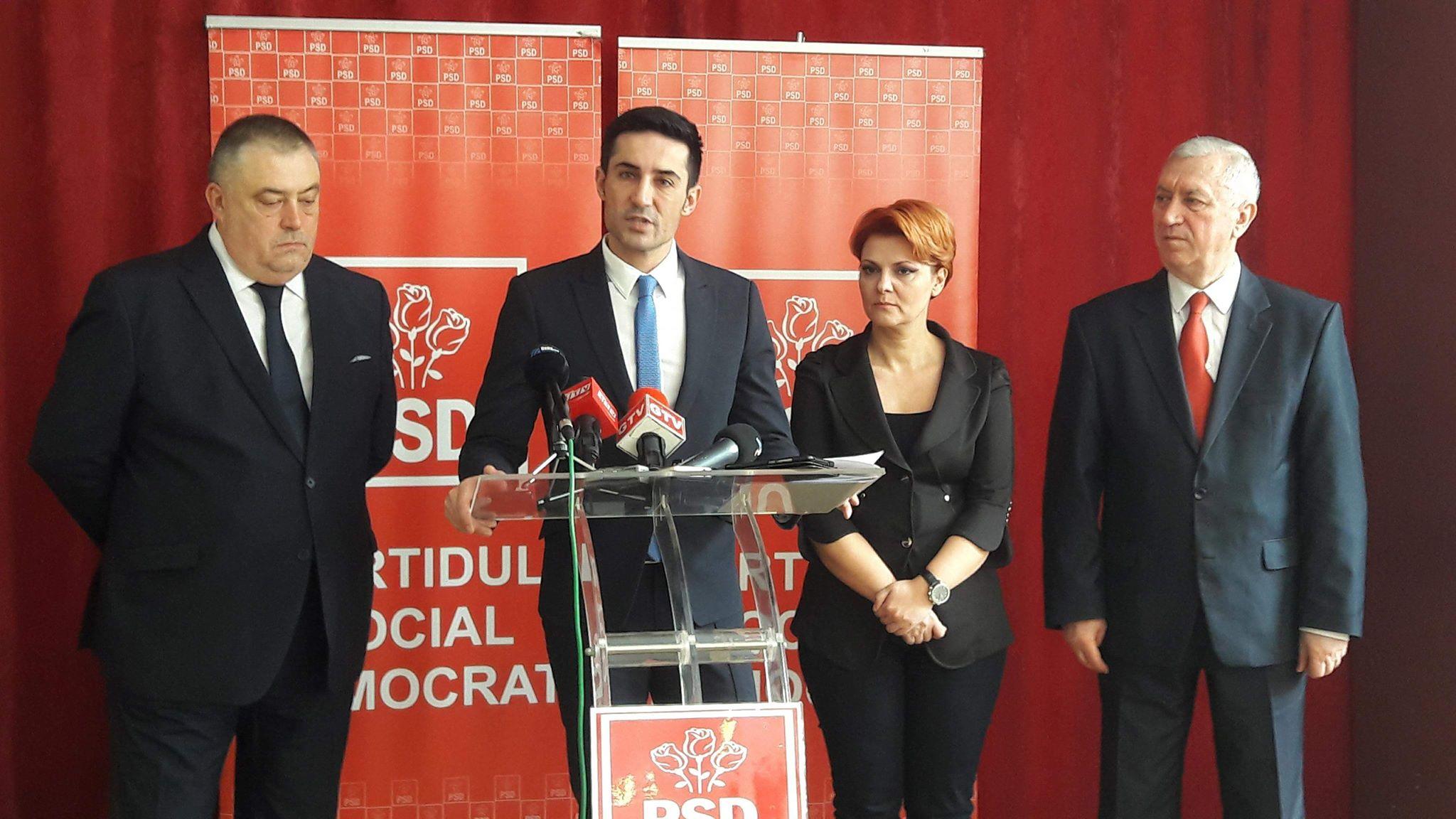 PSD Dolj îl vrea, în continuare, pe Dragnea preşedinte