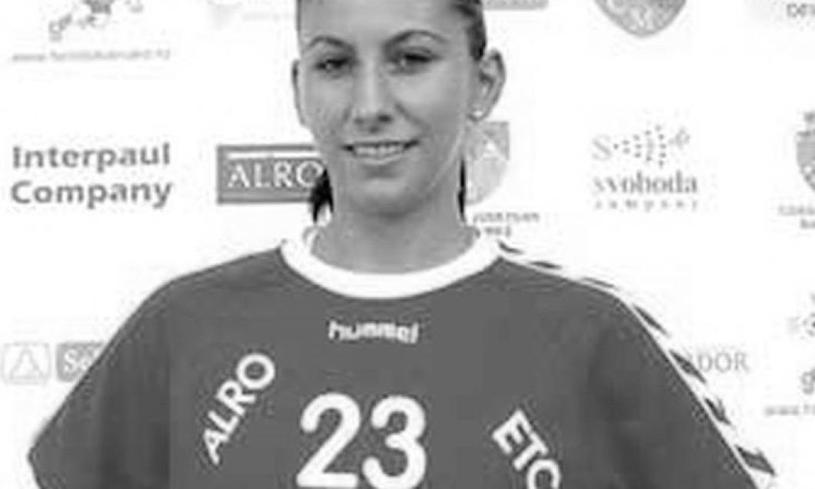 Alexandra Rouă, fostă jucătoare Oltchim, a murit la 32 ani